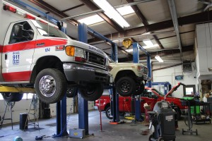 Rear Differential Repair, Front Differential Repair