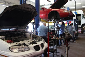 Power Steering & Suspension System Services